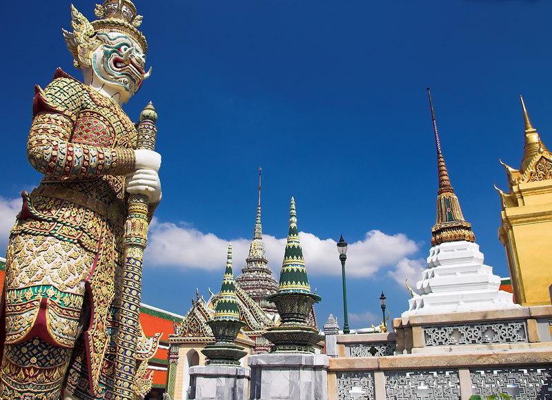 Krung Thep Grand Palace - Bangkok