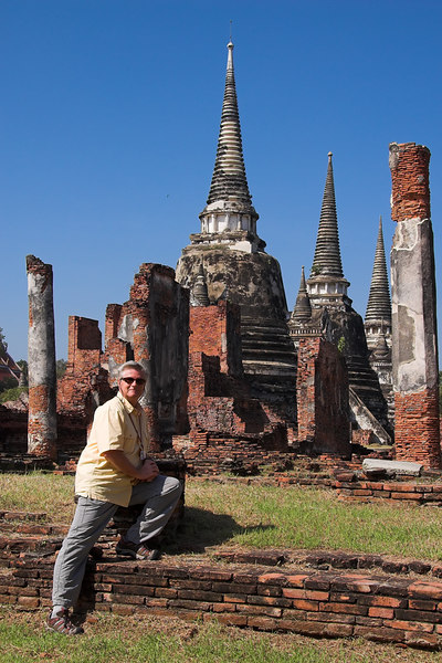 Ayuttaya - Ancient Capital of Thailnad