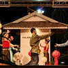 Chiang Mai night market show