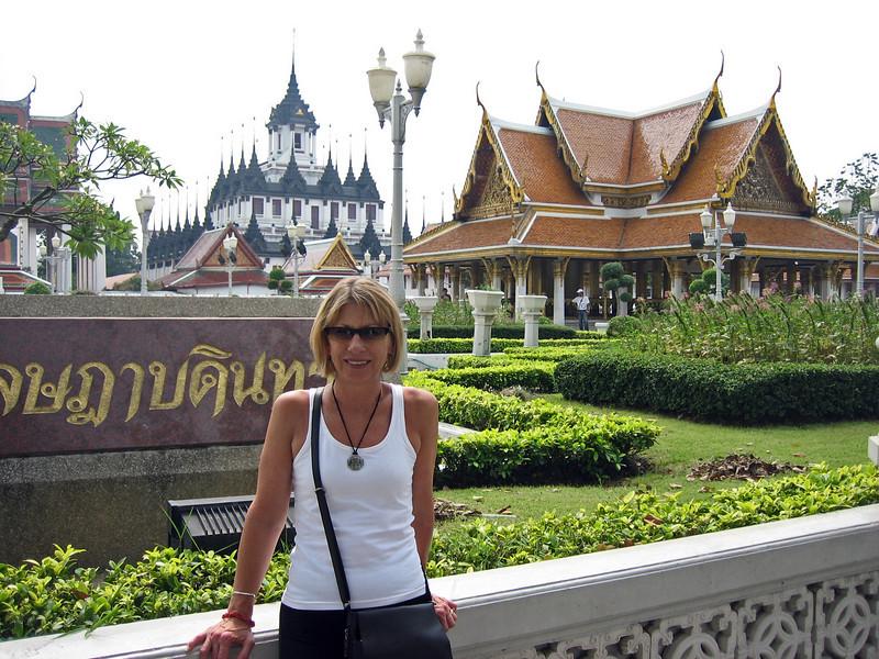 Bangkok - Wat Sraket