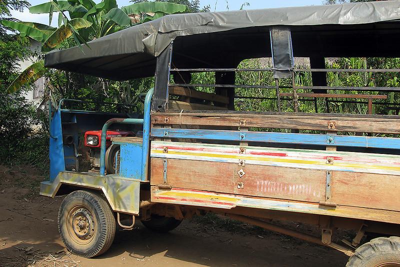 Another transportation method.
