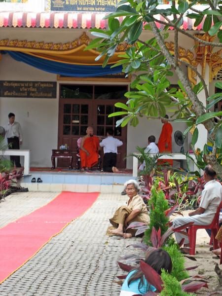 #1 Monk in Thailand born in Koh Samui