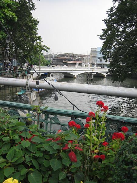 Khlong Rak Mahanak --- Thailand's longest canal (70+ km)