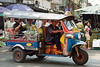 Tuk-Tuk's everywhere!