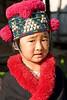 A Mae Salong hill tribe child.