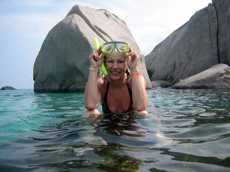 Snorkeling on Koh Nang Yuan (Nang Yuan Island)