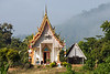 There are Buddhist Temples everywhere, even here in the jungle.
