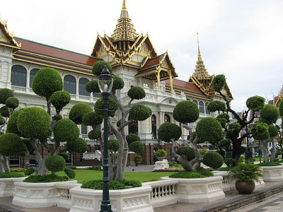 Chakri Mahaprasat Hall, Grand Palace, Bangkok