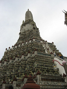 Wat Arun, Temple of the Dawn, Bangkok