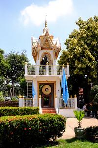 Wat Yai Chai Mongkon - Ayutthaya, Thailand.