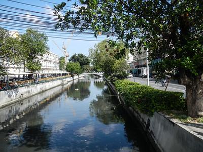 Khlong Mahanak - Mahanak Canal.
