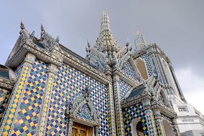 Grand Palace - Bangkok, Thailand.