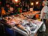 Dinner anyobe? Lots of fresh fish.