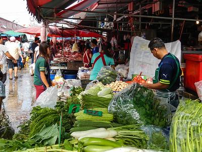 Beautiful fresh produce.