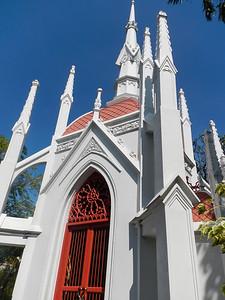 Wat Prayoon, Thonburi - Bangkok, Thailand.