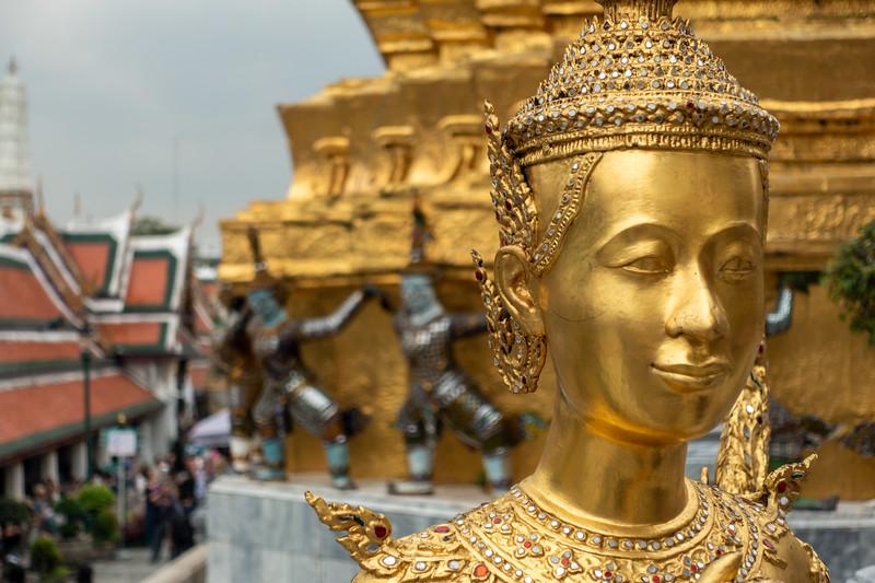 Bankok's Wat Phra Kaeo