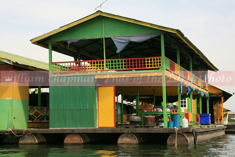 Houseboat on the Kwai River-Thailand 2
