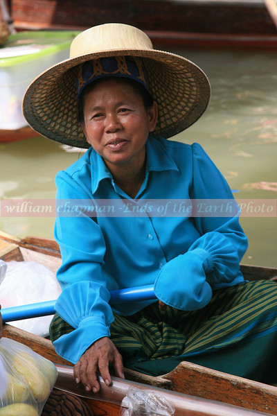 Floating Market Vendor 2