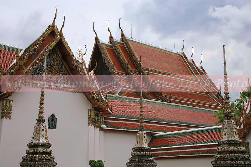 Classical Architecture- Thailand- Bangkok