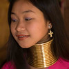 Freida, The Padaung Maiden of Ban Nai Soi 5 Refugee Camp, Thailand