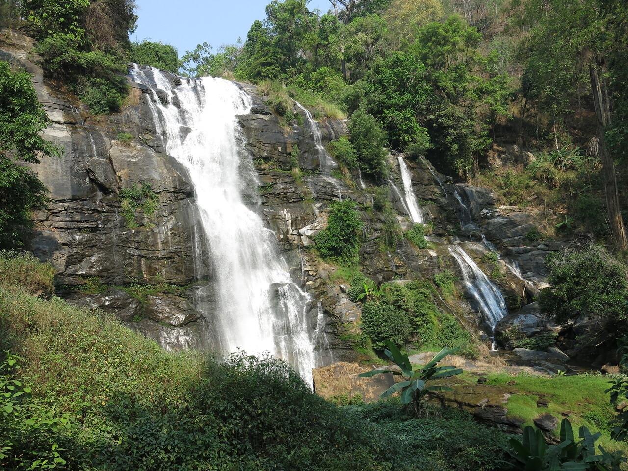 Wachiratan Falls