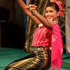 Traditional Thai dance at our hotel