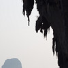 Railay Beach, lime stone cliffs