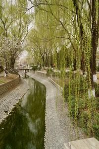 Pretty little park near the Forbidden City