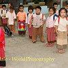 Elementary School Children in Chiang Mai, Thailand