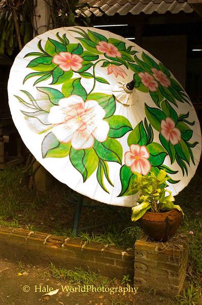 Paper Umbrella, Bo Sang Village, Chiang Mai, Thailand
