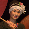 Khantoke Restaurant Show Dancer, Chiang Mai, Thailand