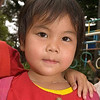 Elementary School Girl, Chiang Mai, Thailand