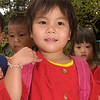School Girl in Chiang Mai, Thailand