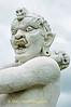 Wat Rong Khun Statue, Pa-or-donchai, Thailand
