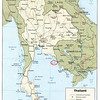 Koh Kut (Kood) on the map