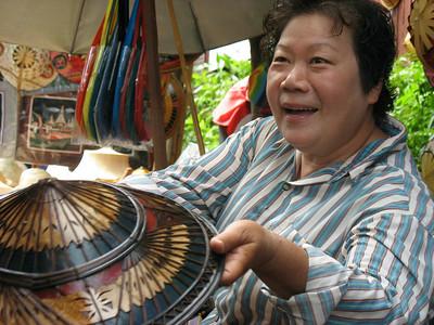 Thailand - Damnoen Saduak Floating Market