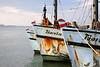 Three trawlers (Hua Hin)