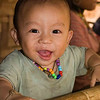 Happy Toddler, Huaysuatao Refugee Camp, Maehongson, Thailand