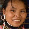 "Kayaw, ""Big Eared"" Woman, Huaysuatao Refugee Camp Thailand"