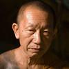 Cave Dwelling Tattooed Monk, Maehongson Thailand