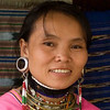 Kayaw Women of Refugee Camp, Maehongson, Thailand