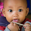 Wide Eyed Wonder in Huaysuatao Refugee Camp Thailand