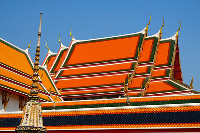 Grand Palace in Bangkok.