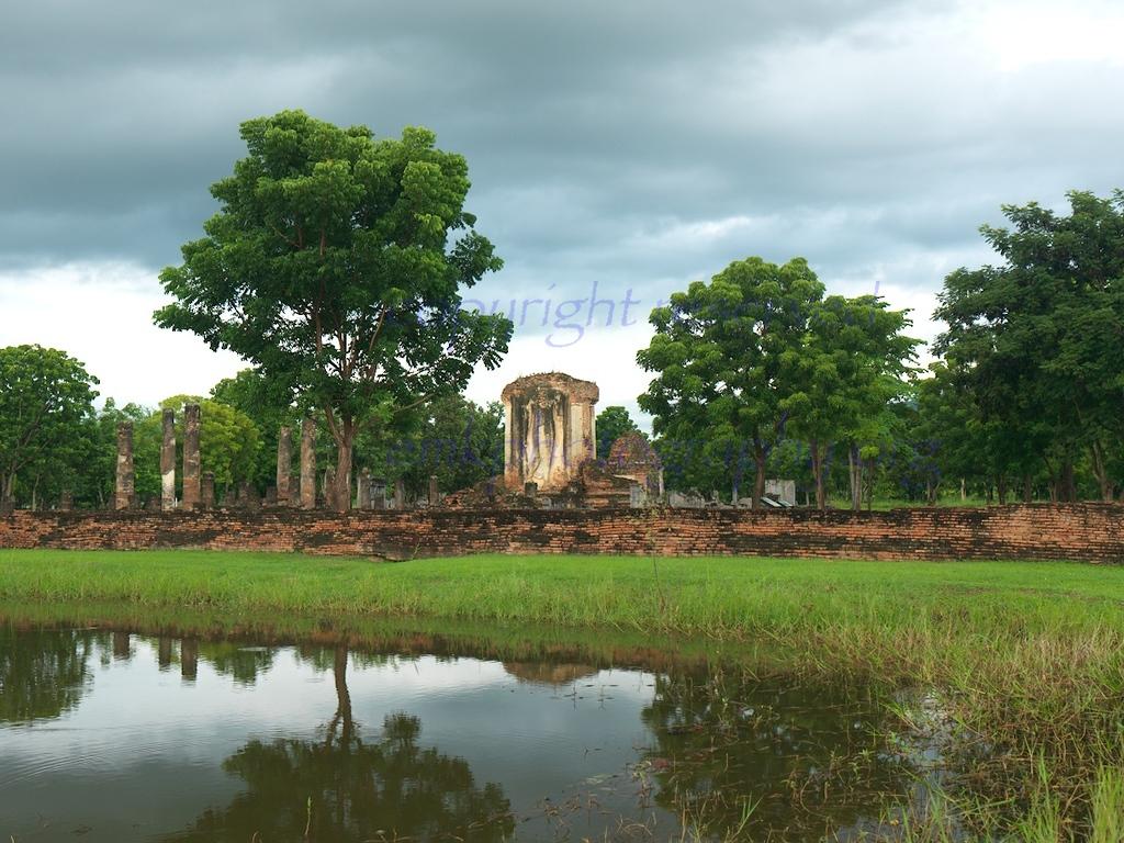 Sukhotai  Wat Chetupon