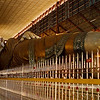 Rangoon's resting Buddha in 120 feet long.