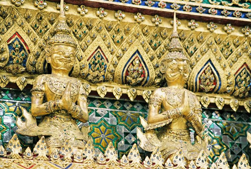 Bangkok- Wat Phra Kaew