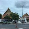 A Buddhist temple