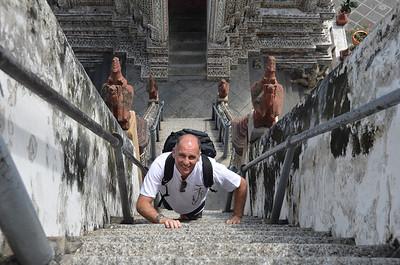 Brian Wat Arun Bangkok