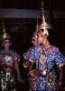 Thai Dancers in a show we saw in Bangkok