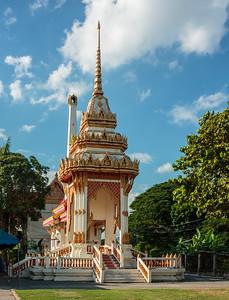 Wat Phra Mongkhon Bophit (?)